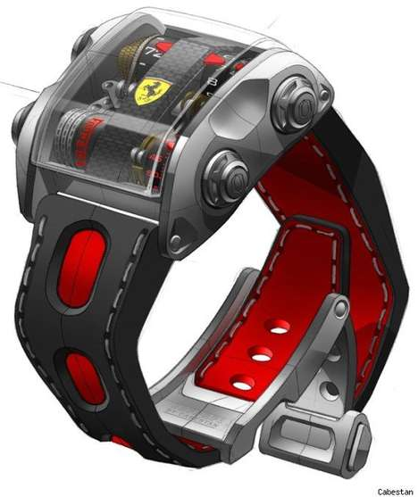 Scuderia One Ferrari Watch