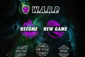 W.A.R.P Game Brings Fun to the Coveted iPad