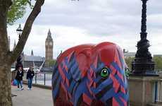 Activist Elephant Walks