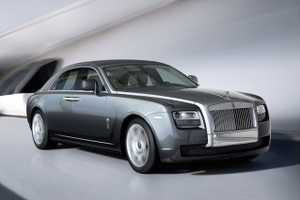 The Rolls-Royce iPhone App Lets You Re-Design their Car