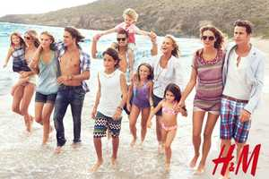 H & M Summer 2010 Collection is About Fun in the Sun