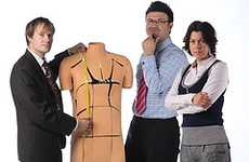 Virtual Fitting Mannequins - The Fits.me Site Will Revolutionize Online Clothing Sales