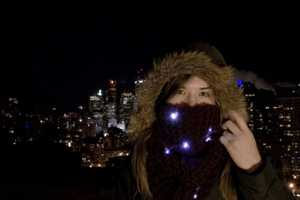 'The Breathe Project' from Hilary Hayes Turns Your Breath into a Light Show