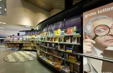 Bookstore-Inspired Libraries - The Almere Library Incorporates Retail Details