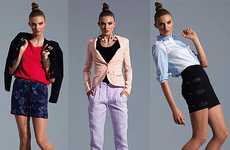 Bright Preppy Fashions - The Alex & Eli SS10 Collection is Pastel Perfect