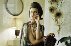 Retro Housewife Fashion