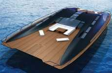 Bible-Like Solar Yachts - Janne Leppanen's ARKKI Solar Trimaran is Noah's Arc Revamped