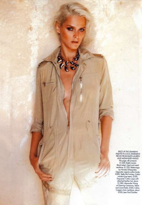 Harpers Bazaar UK June 2010