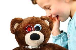 The 'Tell Me Your Secrets' Bear Spills Children's Inner Thoughts
