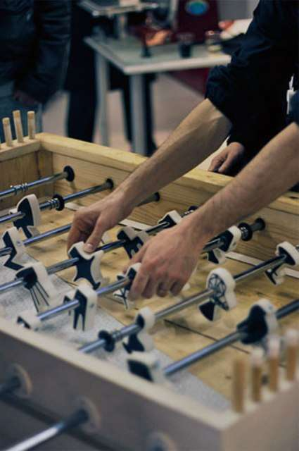 Furniture Foosball Tables - The