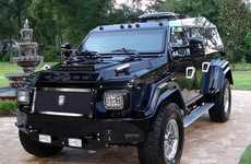 Bulletproof Luxury Vehicles