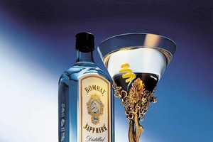 The Bombay Sapphire Collector's Glasses Raise Money to Cure Cancer