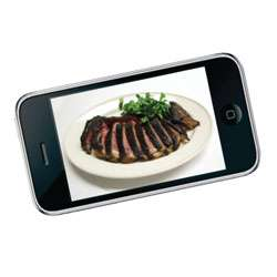 Food-Tweeting Apps - The Twiddish iPhone App Documents Delicacies on Twitter