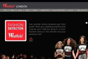 Westfield London Fashion Detector Shows You Where to Find Hot Styles
