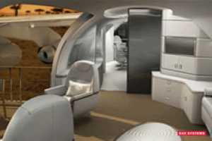 The Avro Business Jet Explorer One is Luxurious Living at its Finest