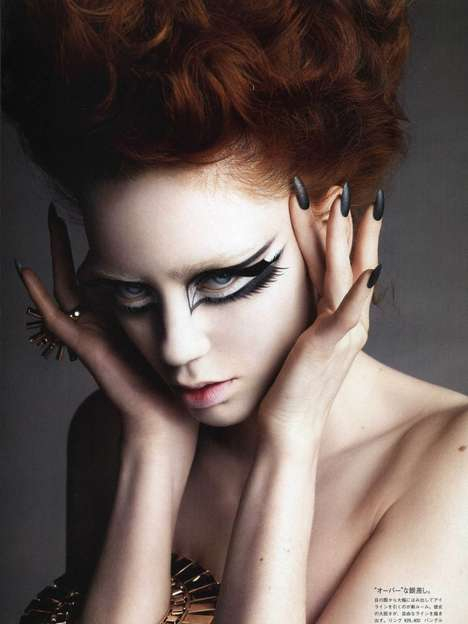 Vogue Nippon Beauty April 2010