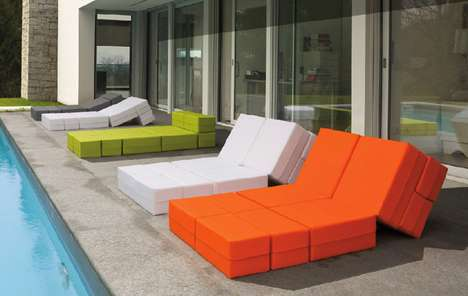 Kuboletto deck furniture