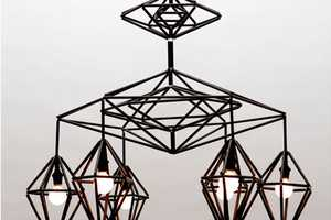 The Roll and Hill 2010 Collection Features Abstract Lighting