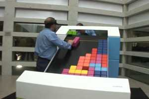 The Tetris Real-Life Analog Version Brings Back Fond Memories