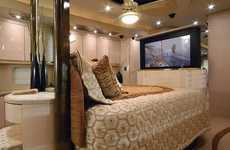 Luxury Motor Homes - Newell Motor Coaches Look Like Million Dollar Homes