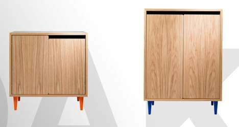 Gymnasium cabinet collection