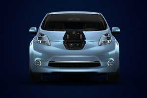 The Nissan Leaf Can Be Programmed From a Smartphone