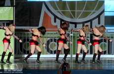 Shocking Dance Recitals - In This Little Girls 'Single Ladies' Video, Kittens Act Like Cougars