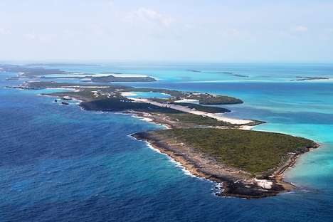 Exclusive Beach Estates - The Cave Cay Private Island Will Set You Back $110 Million