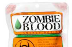 Drink the Zombie Blood Beverage at Your Own Risk