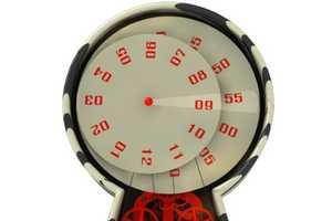 The Regulateur Clock From Baita Design is Energy-Saving