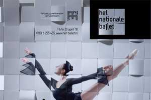 The Dutch National Ballet 'Theme Variations' Campaign