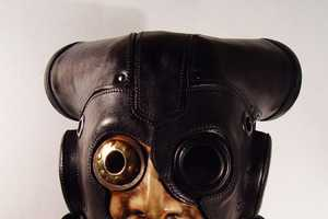 The Modern Borg Mask by Bob Basset Will Scare You
