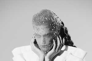 Giacomo Simoni 'The Women' Shoot Showcases Stylish Headwear