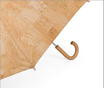 sandra correai cork umbrella