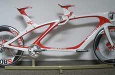 Race-Ready Tandem Bikes