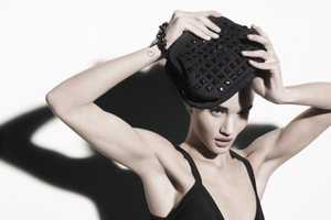 Rosie Huntington for Thomas Wylde's Spring/Summer 2010 Collection