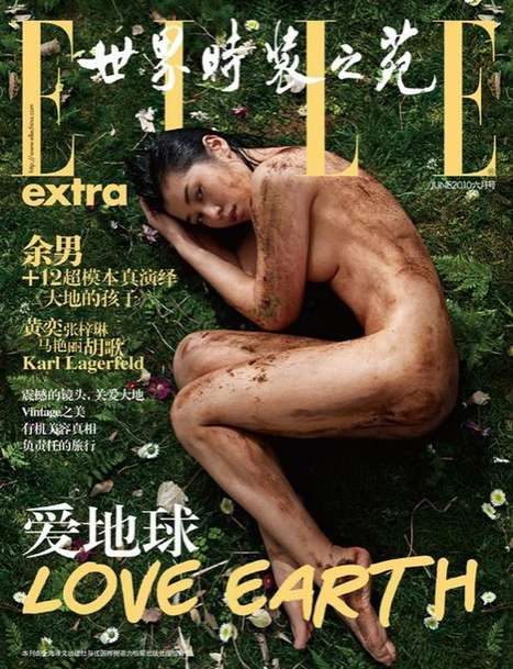 Elle China June 2010