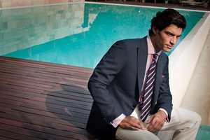 The Pal Zileri Spring/Summer 2010 Campaign is Sophisticated