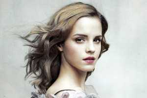 A Sultry Emma Watson in the Vanity Fair June 2010 Issue