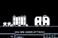 Primitive Military Video Games