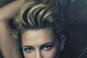 The Sizzling W Magazine June 2010 Cate Blanchett Spread