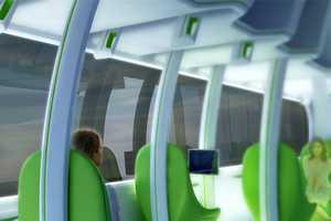These Chris Precht Train Designs are Extraordinary