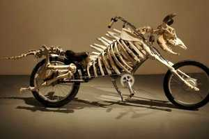 The Mad Cow Motorcycle May Replace Farm Tractors