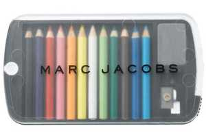 Marc Jacobs Bookmarc Collection is About Chic Stationery
