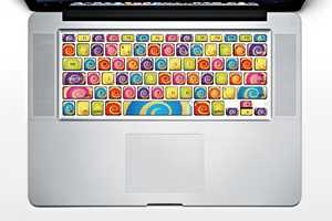 The 'Openandclose' Mac Decals Spice Up the Ordinary