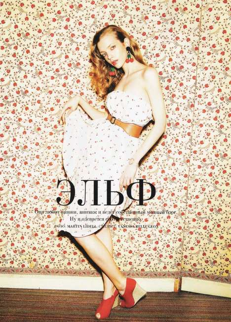 L'Officiel Russia May 2010