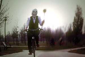 Francesco Brunotti's 'Skull Girl' Will Keep You Away from Parks