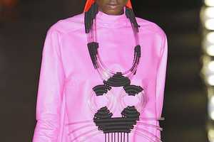 The Junko Shimada Fall/Winter 2010 Collection is Bravely Accessorized