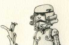 Antiqued Stormtroopers