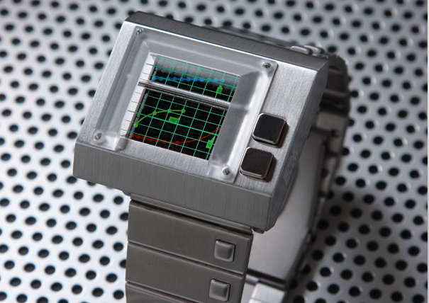 Pixel Perfect Timepieces